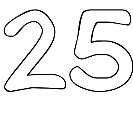 numbers25