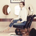 Racism: Fashion's Favorite Motif; Garage Magazine EIC Dasha Zhukova Sits On A 'Black Woman' Chair