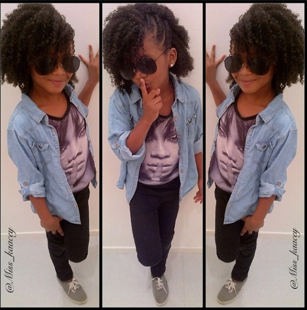Instagram Hair Gawds 10 Curly Crushes To Follow Kadia B