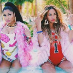 "5 OMG Moments From Nicki Minaj + Beyonce's ""Feeling Myself"" Music Video"