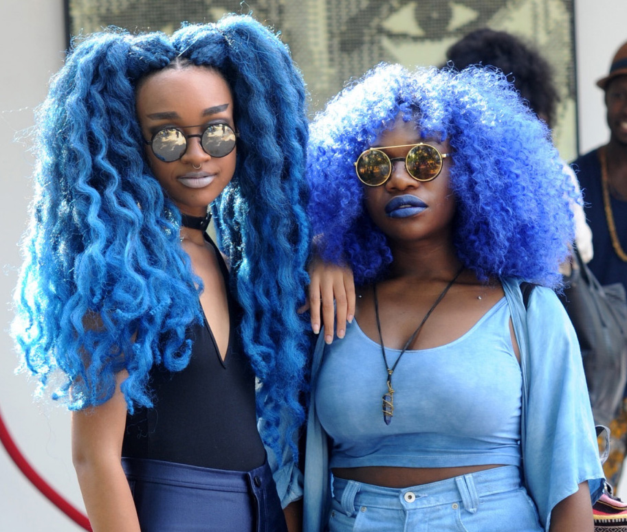 Best Of Afropunk Hair Kadia B