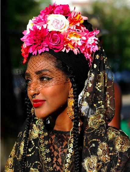 Best Of Afropunk Hair Kadia B