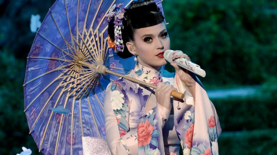 katy perry cultural appropration
